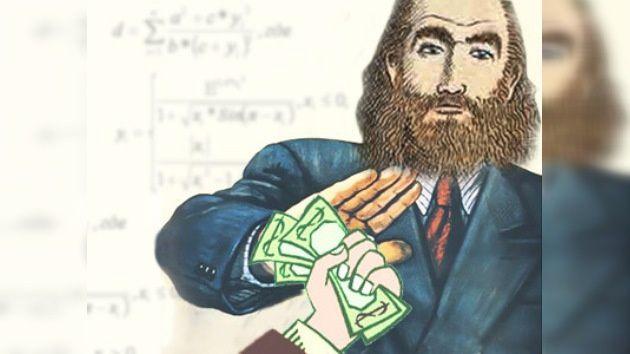l'argent fou DOIT être refusé, éclaire le génie des mathématiques. A notre avis c'est plutôt lui qui a…largement raison.