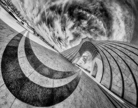Azadi Tower (Freedom Tower) Tehran, Iran