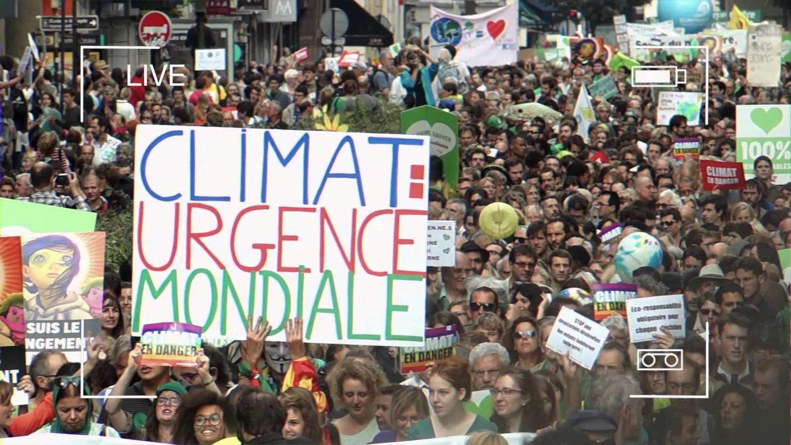 La Terre est l'urgence mondiale - parce que nous ne sommes pas des extraterrestres hors sol !