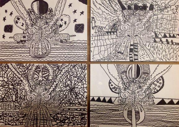 dessins à…continuer