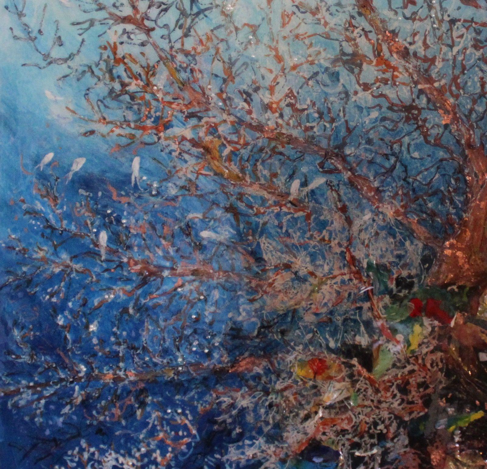 Liliane Demers – Prendre la nature en filature