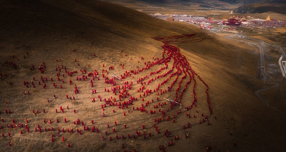 A Red River of Faith - Lifeng Chen (Chine)