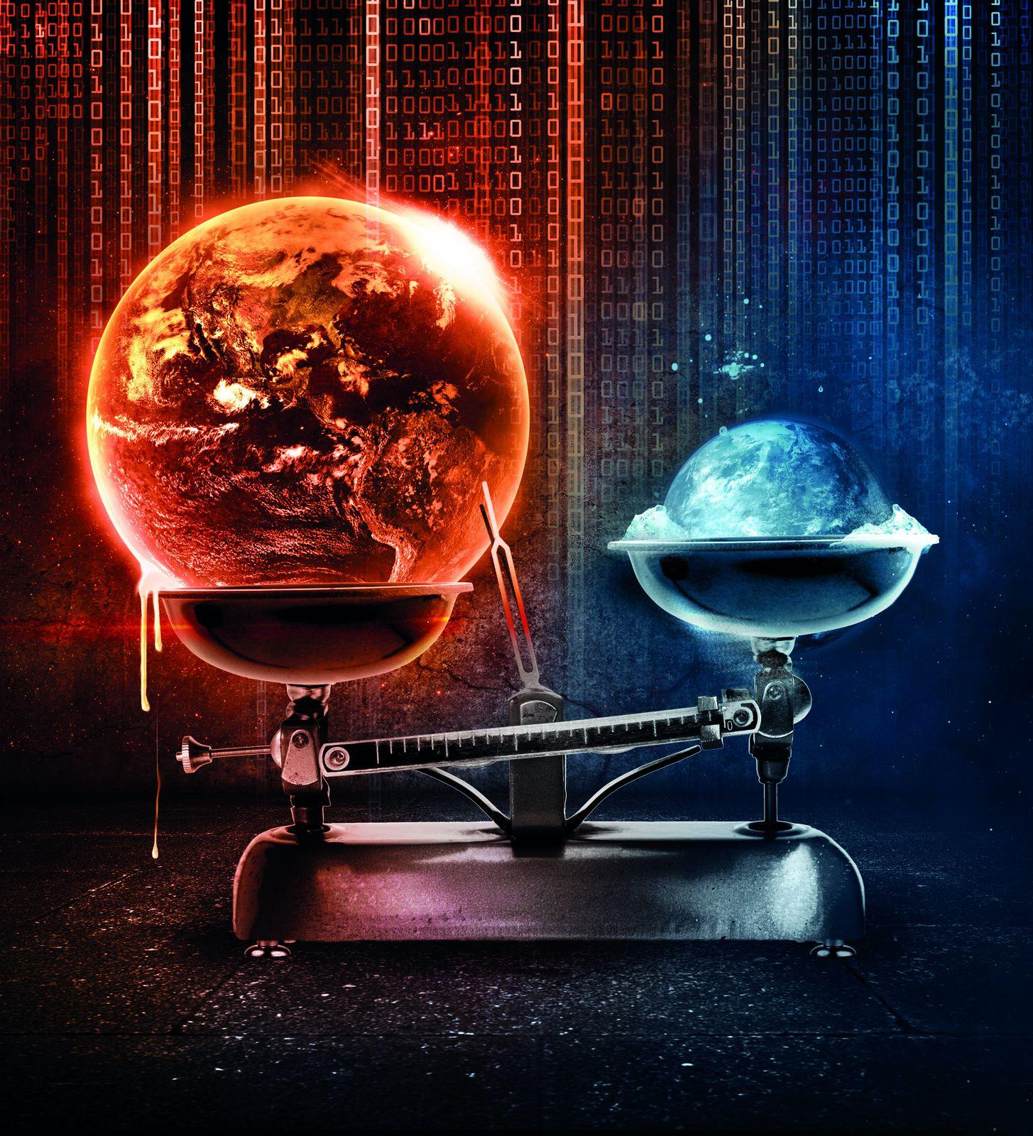 Méthode utilisée dans le cadre du programme PROCAST permet d'évaluer la probabilité climatique pour les années à venir. François Lamidon, Author