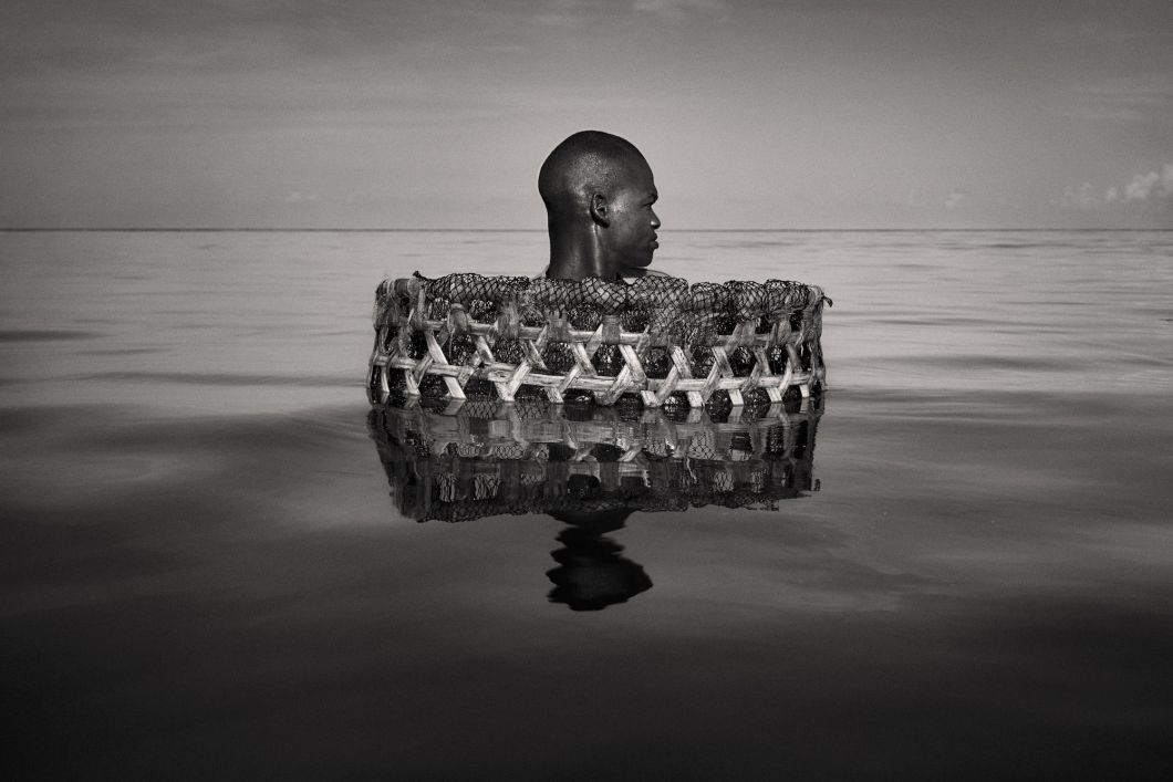 Still waters, Kilindoni, Tanzanie.   Gilles Nicolet