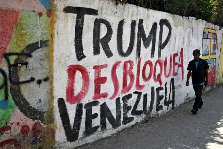 C'est que continue le vol direct (nommées hypocritement sanctions économiques) des biens vénézueliens – avec l'espoir que nous allons accepter une seule seconde ?