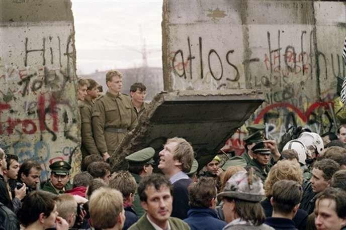 Berlin 9 novembre 1989