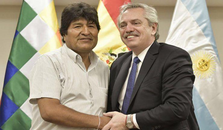 Le 10 décembre, Alberto Fernández, péroniste de centre-gauche, sera intronisé en tant que nouveau président argentin. L'ex-président bolivien, Evo Morales a été invité à l'événement et non la…fausse présidente (de transition), Jeanine Áñez.