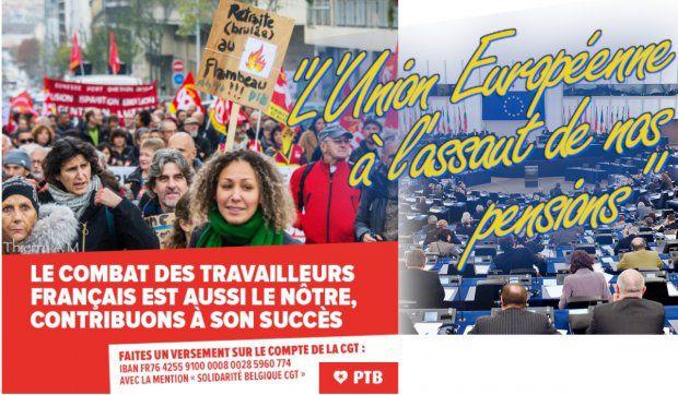 Les français ne sont pas tout seuls – c'est partout que des salopards tentent de leur dévaliser indécemment leur fric, lui, si honnête…