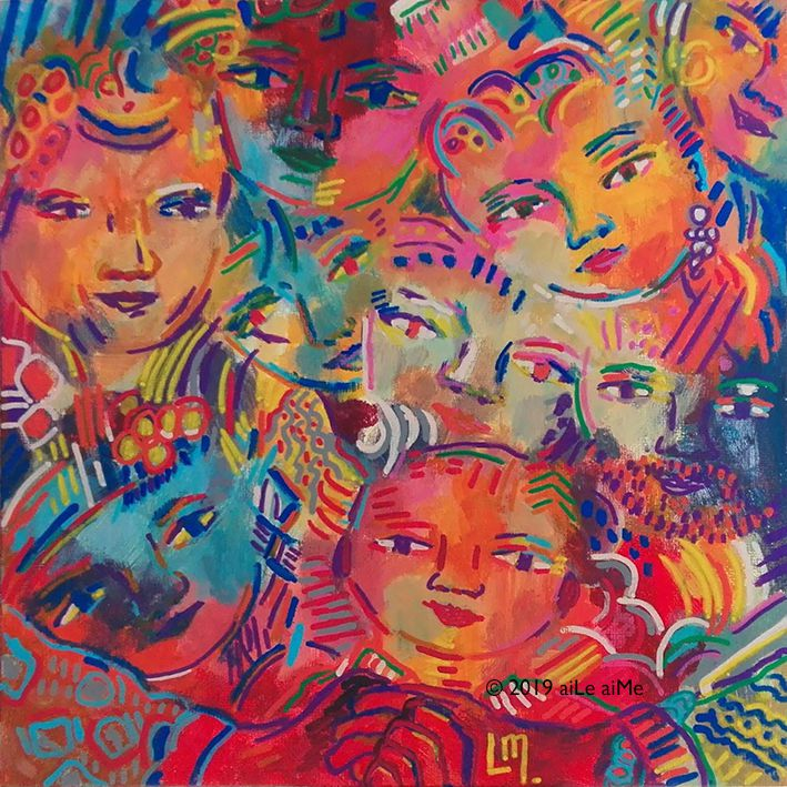 Couverture de Sylvie Dessert…ici aiLeaiMe : Faire tomber les murs…