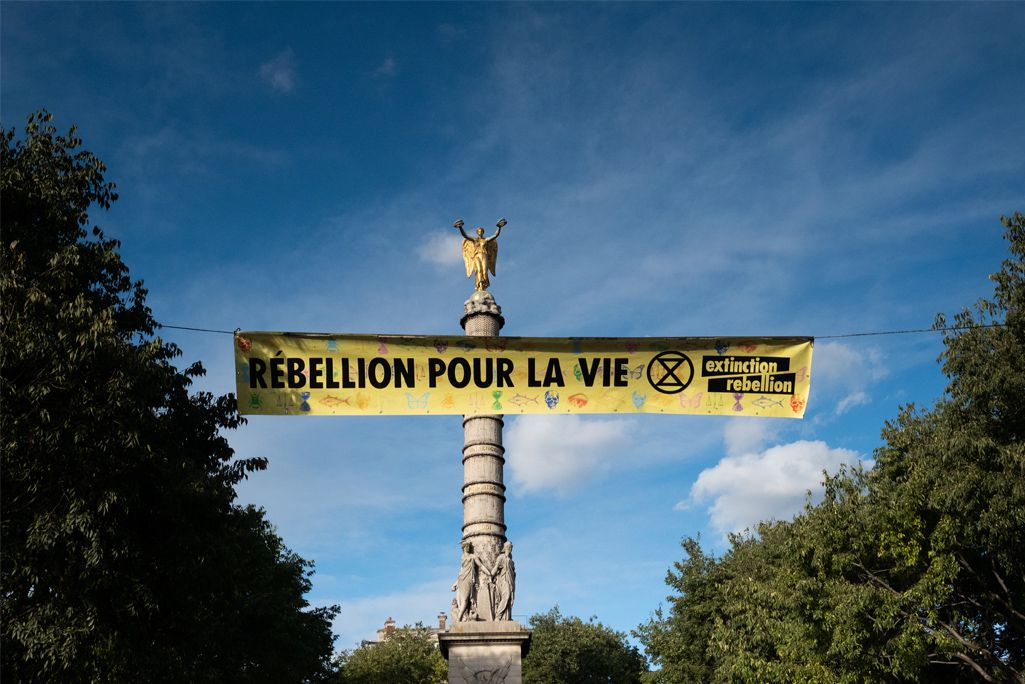 Appel de 1000 scientifiques : Face à la crise écologique, la rébellion est nécessaire