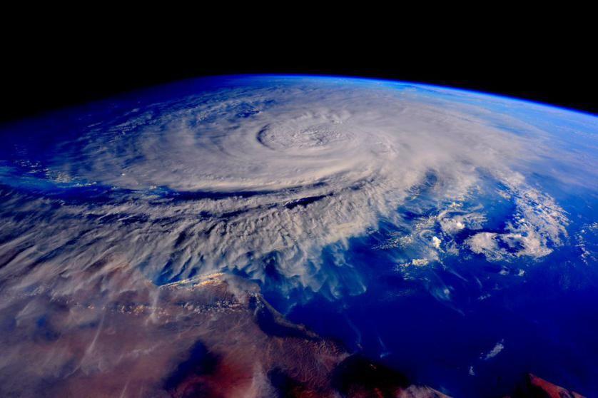Photo. NASA/Scott Kelly…