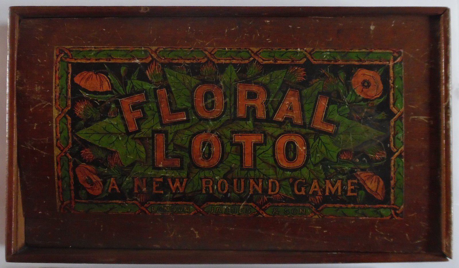 Floral Loto,a new round game