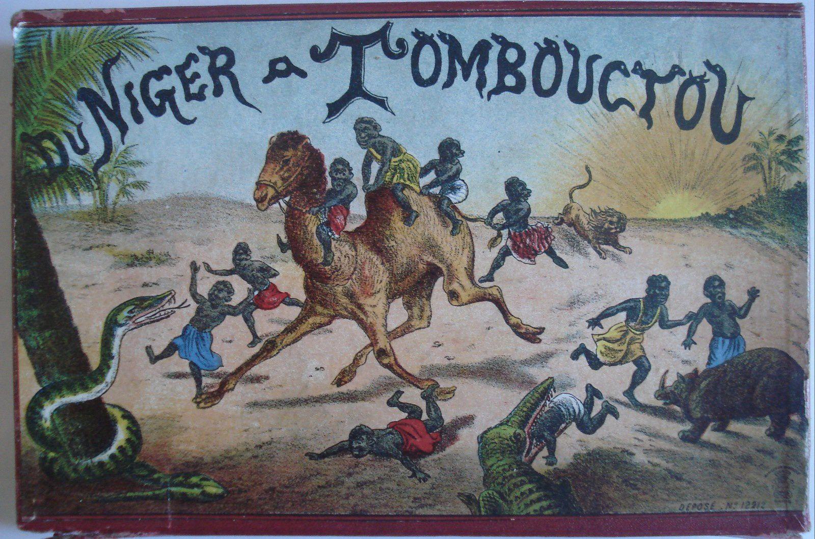 Du Niger à Tombouctou, jeu d'adresse de S.C.