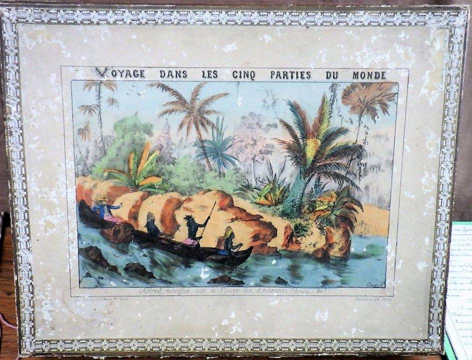 gravure de B.Coudert (ici réédition par Bussière )