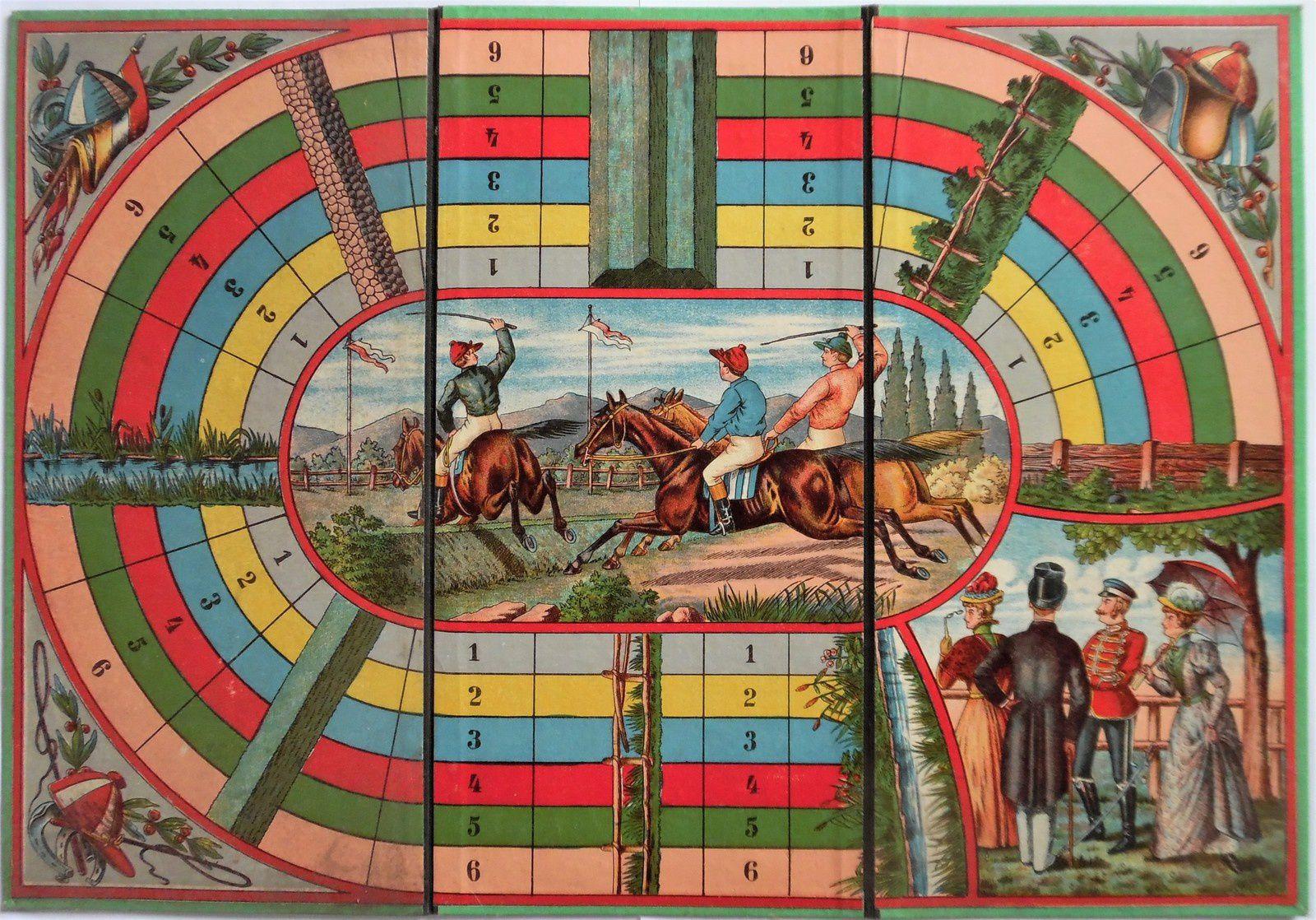 jeu de courses hippiques par AWGL