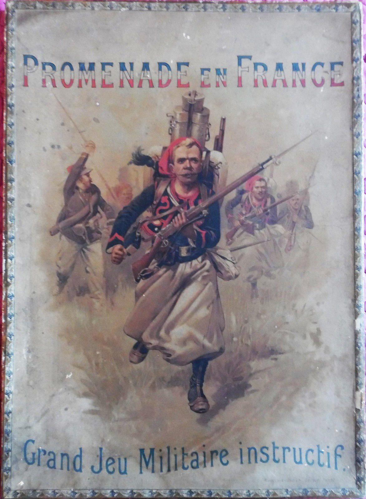 les jeux de la guerre - centenaire de l'armistice