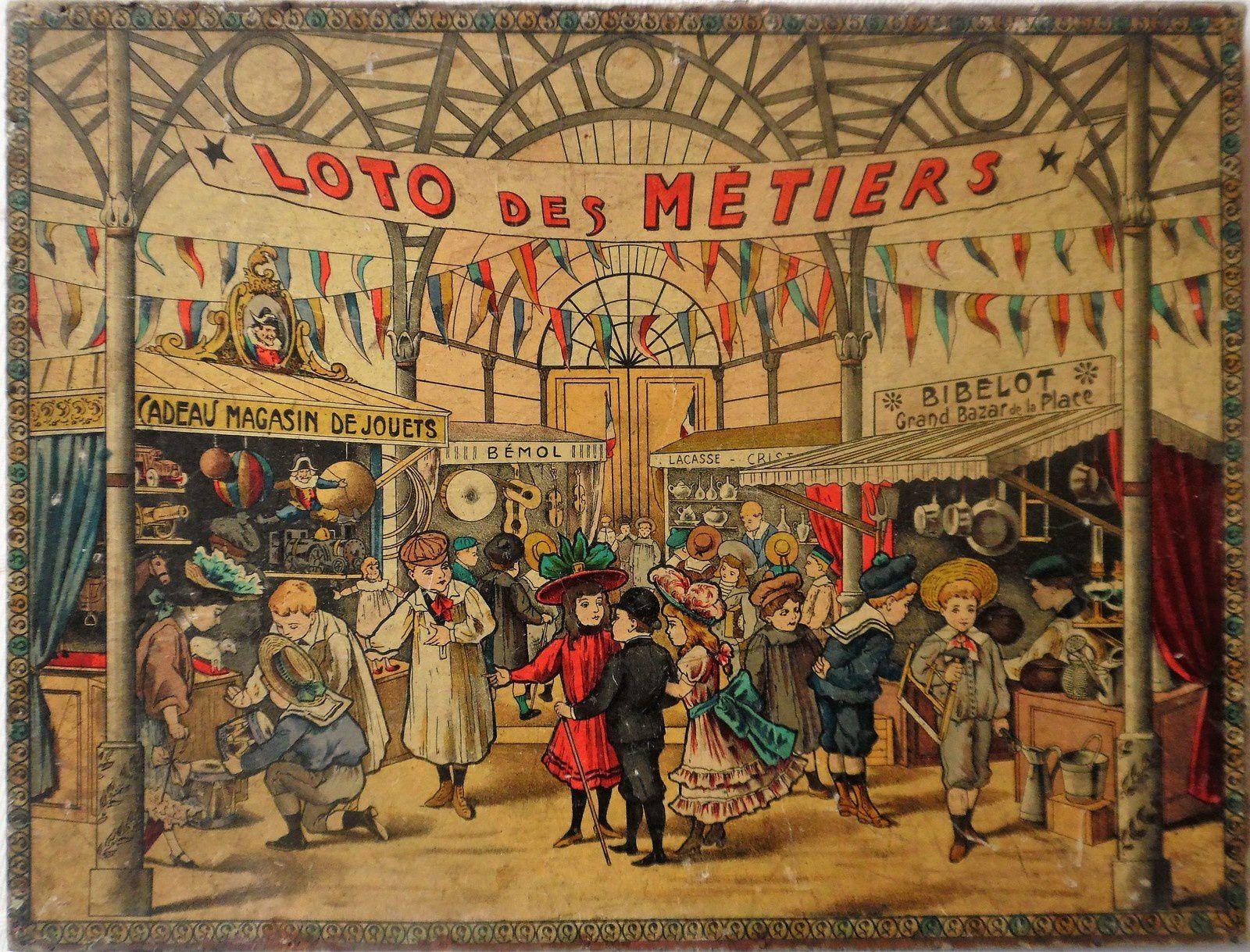 En France des jeux tout finit par des Saussine...