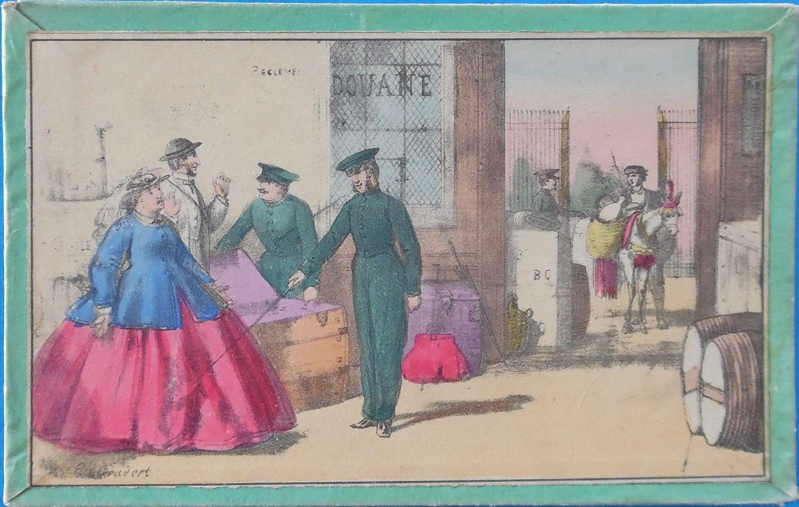 jeu de Léon Saussine