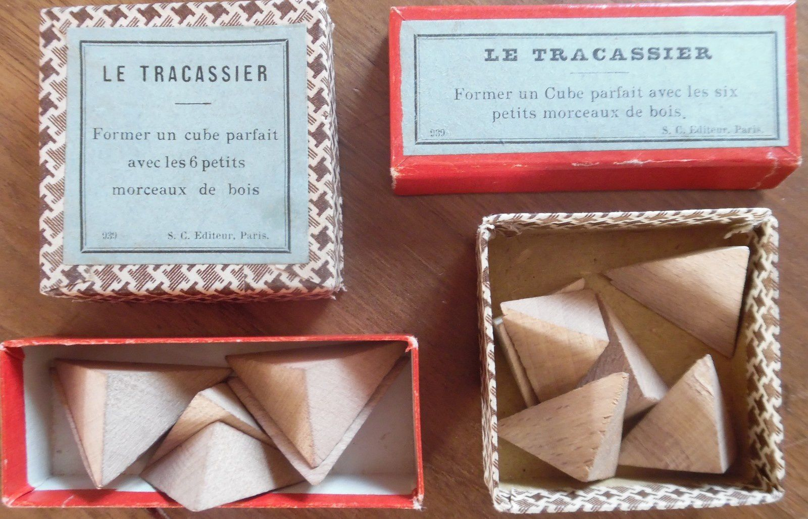 le tracassier