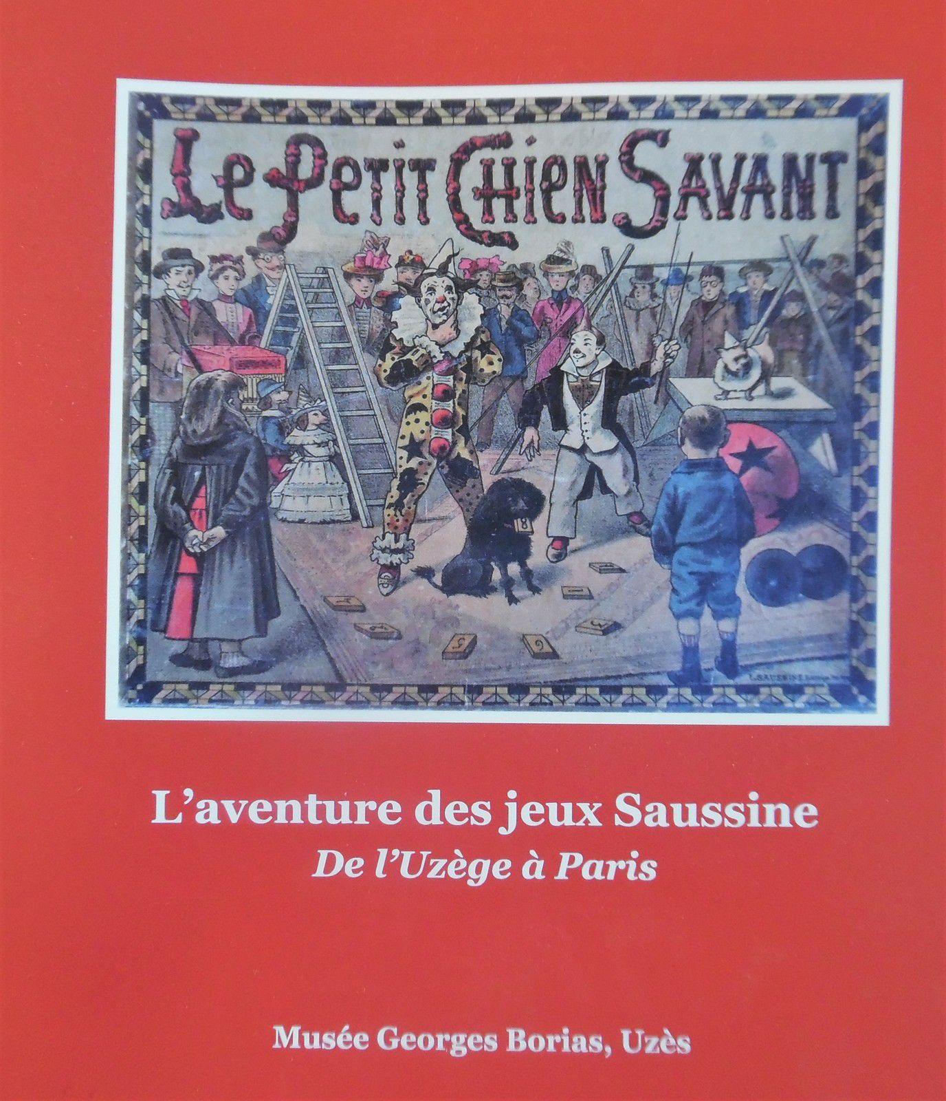 jeux SAUSSINE : L' HISTORIQUE