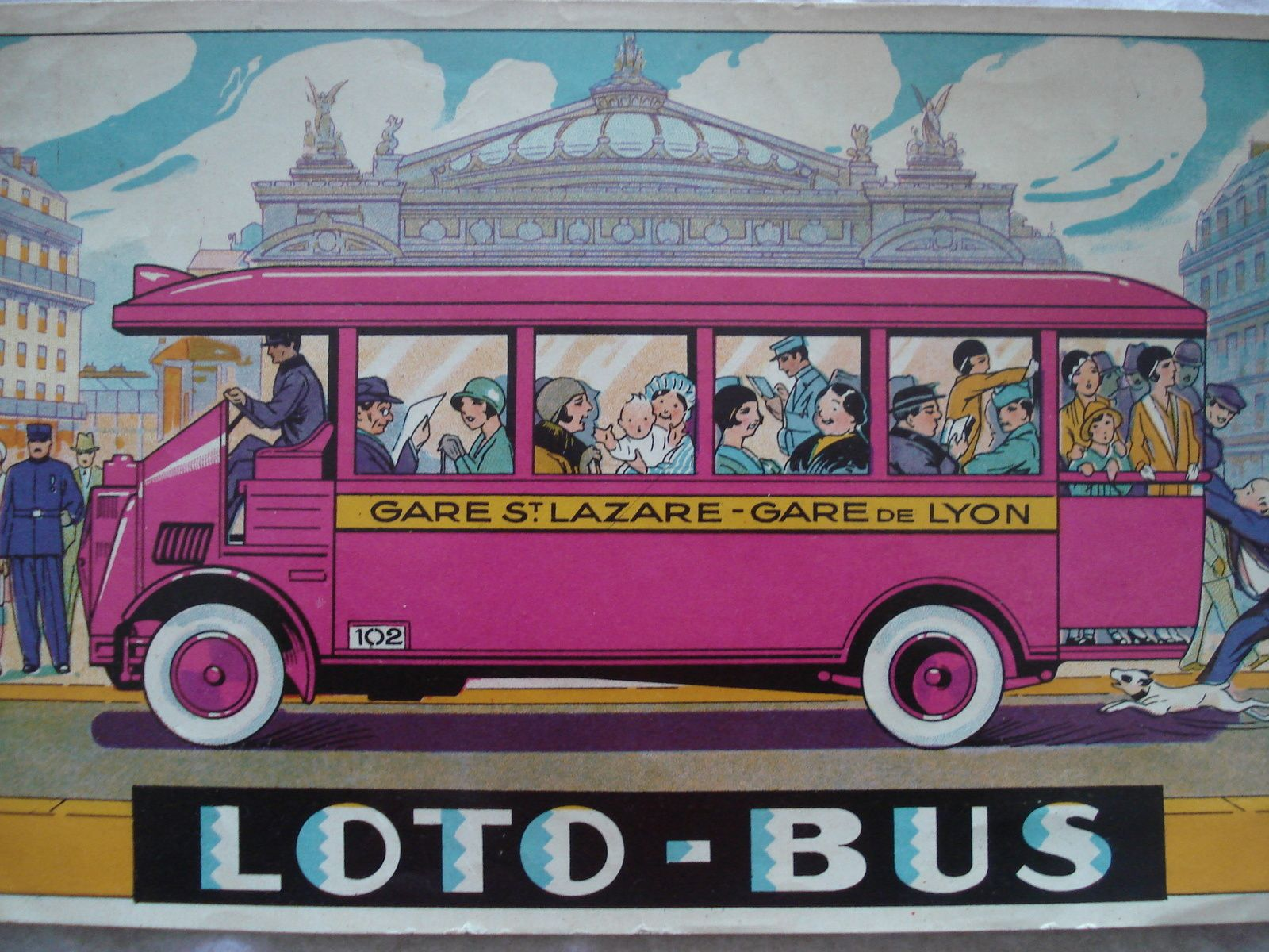 LOTOS BUS - TRAINS