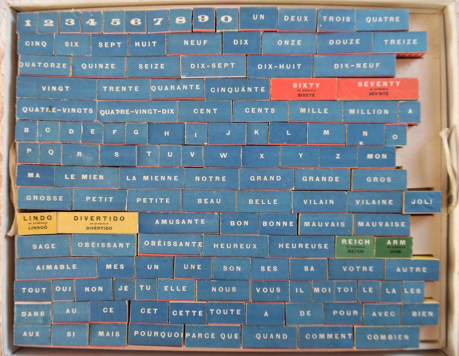Apprendre les langues étrangères, un jeu d'enfant !