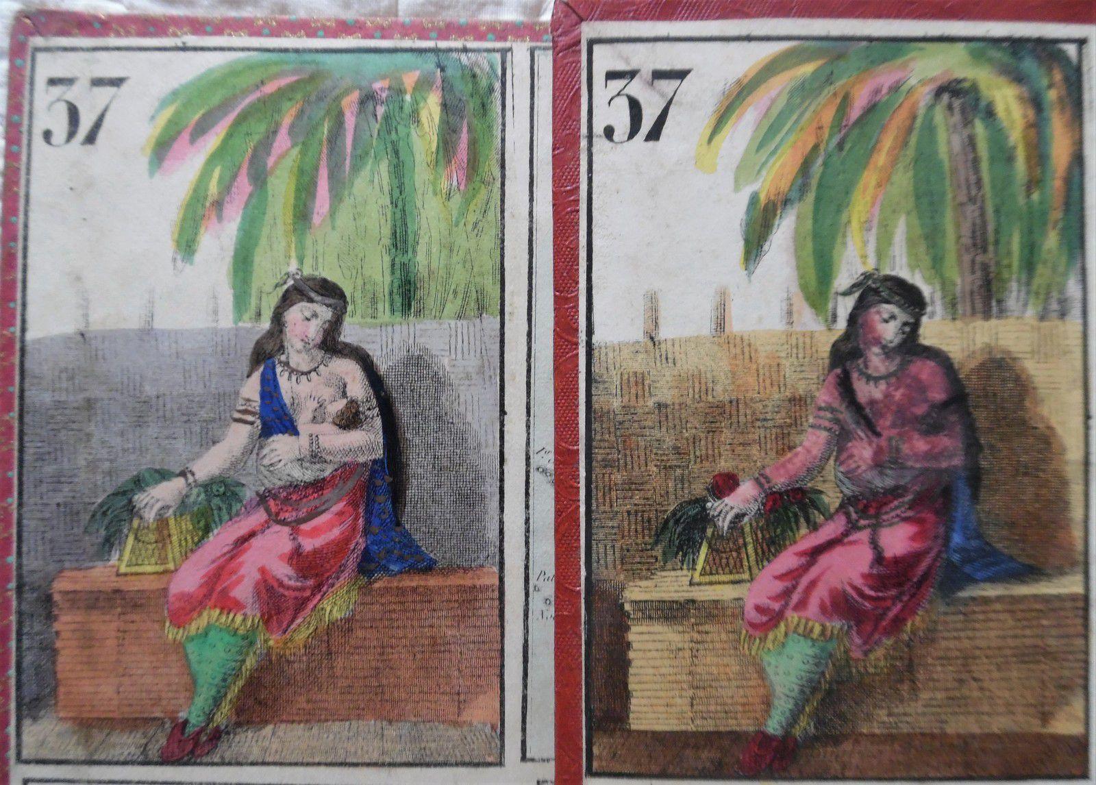 Atlas,lotos ,oracles...dernières trouvailles!