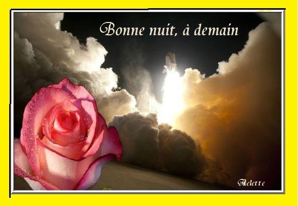 Bonsoir Mes Amises Lecteurs Et Lectrices Bonne Nuit Le