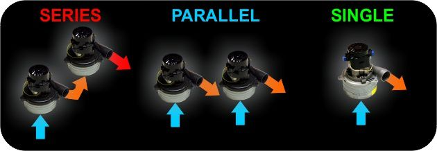 SERIE-PARALLEL-SINGLE