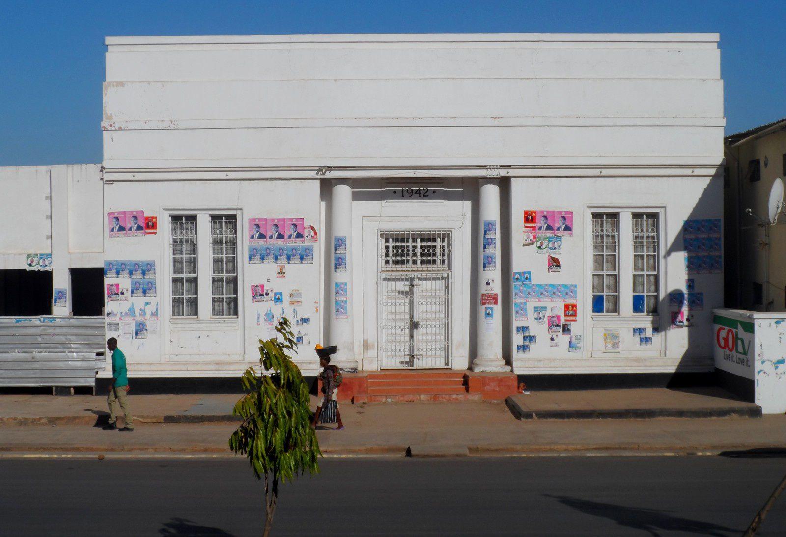 Livingstone, la coloniale