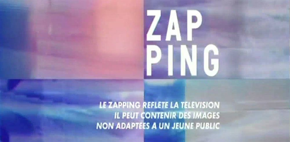 2016, mon Zapping