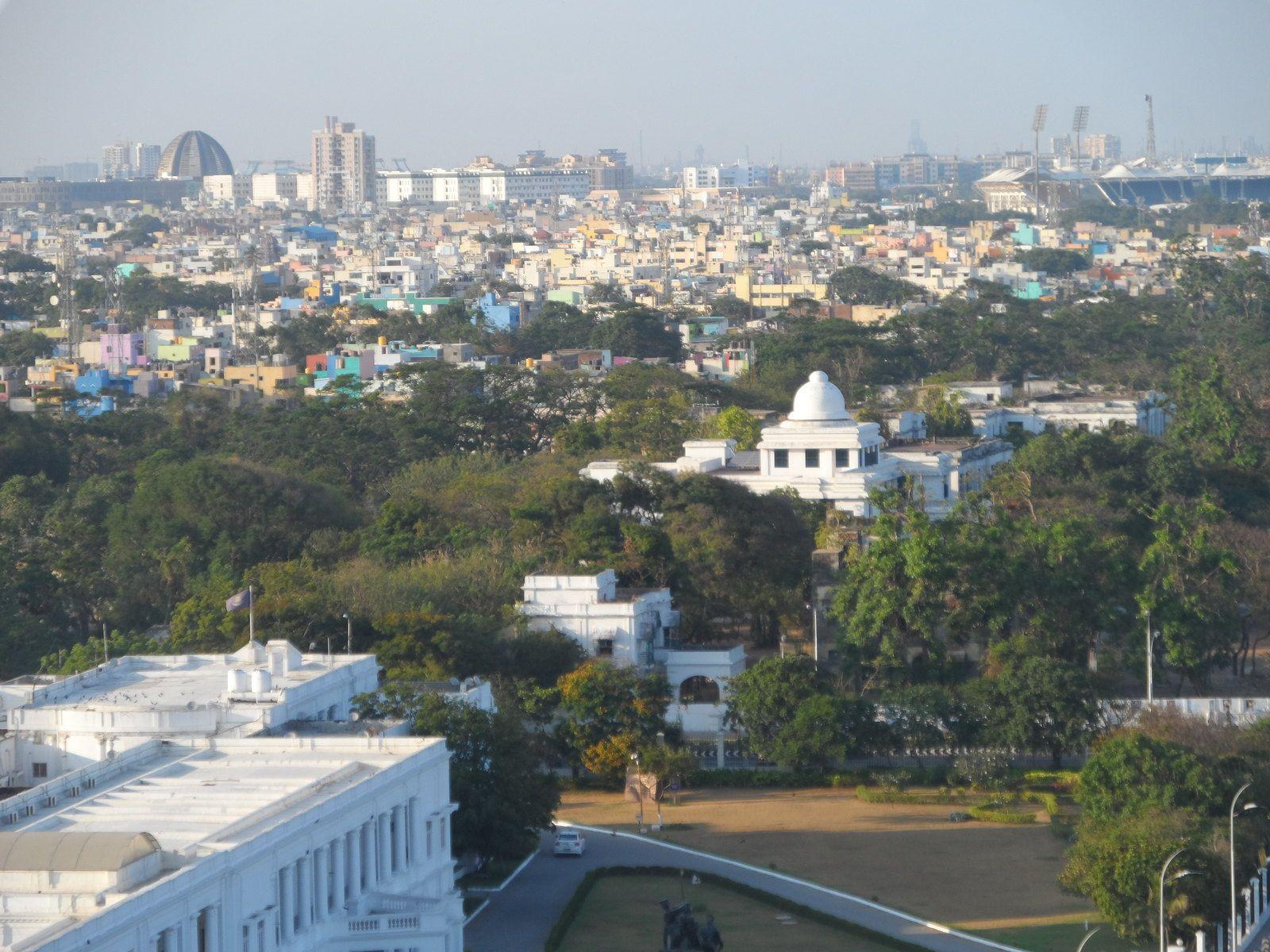 Chennai, rando-vélo et bébés tortues