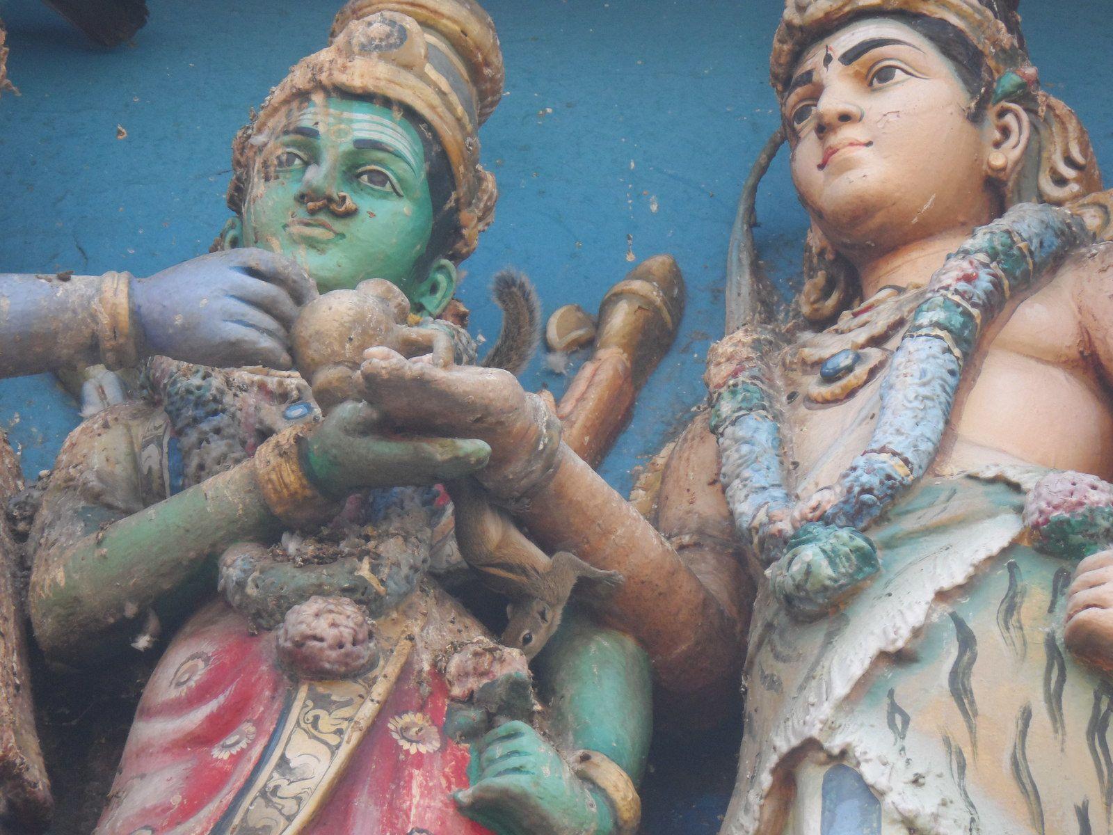 De Madurai à Kanyakumari : cap vers le cap