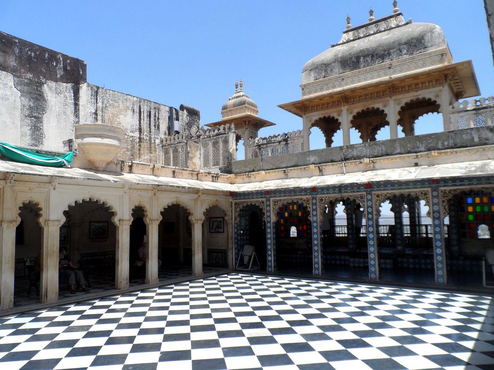 Udaipur la blanche