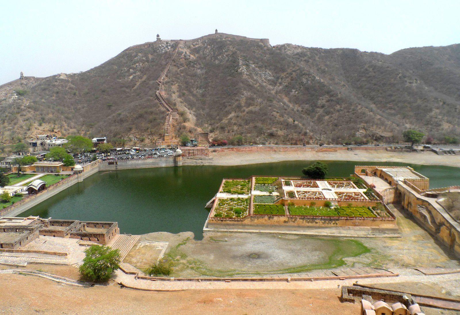Jaipur l'assiégée