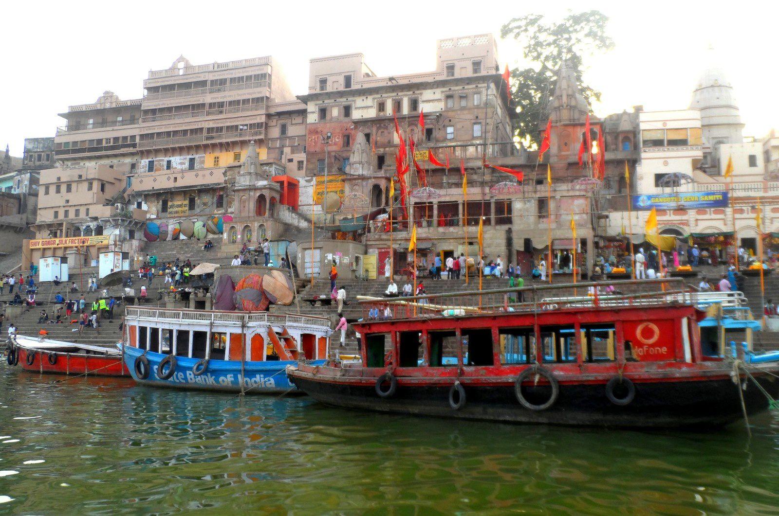 Varanasi, le dernier voyage