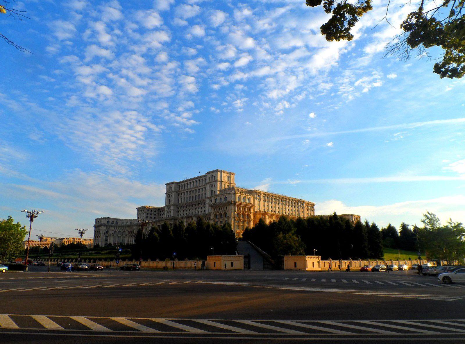 Bucarest, petite Paris soviétique