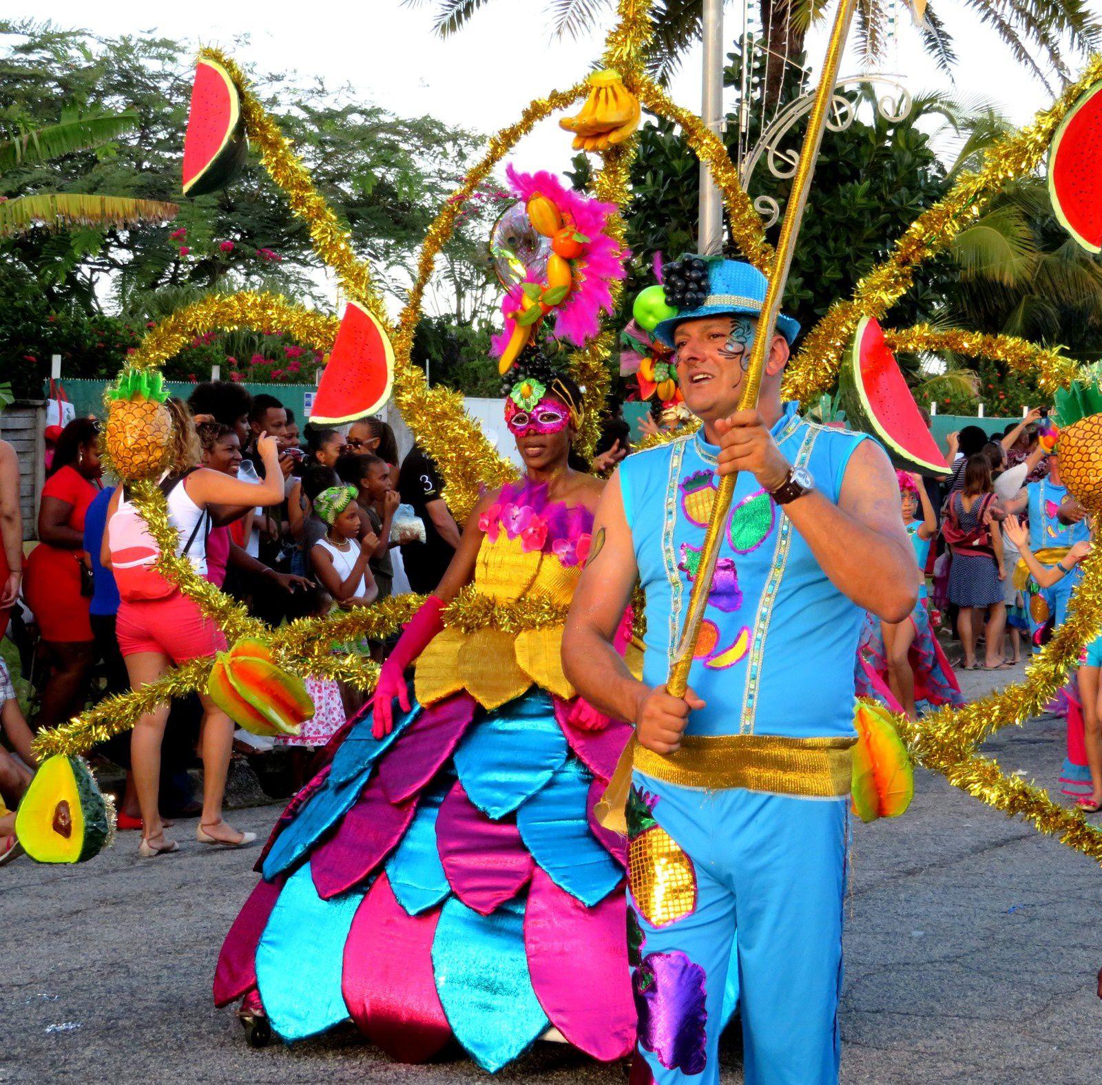 Le carnaval guyanais