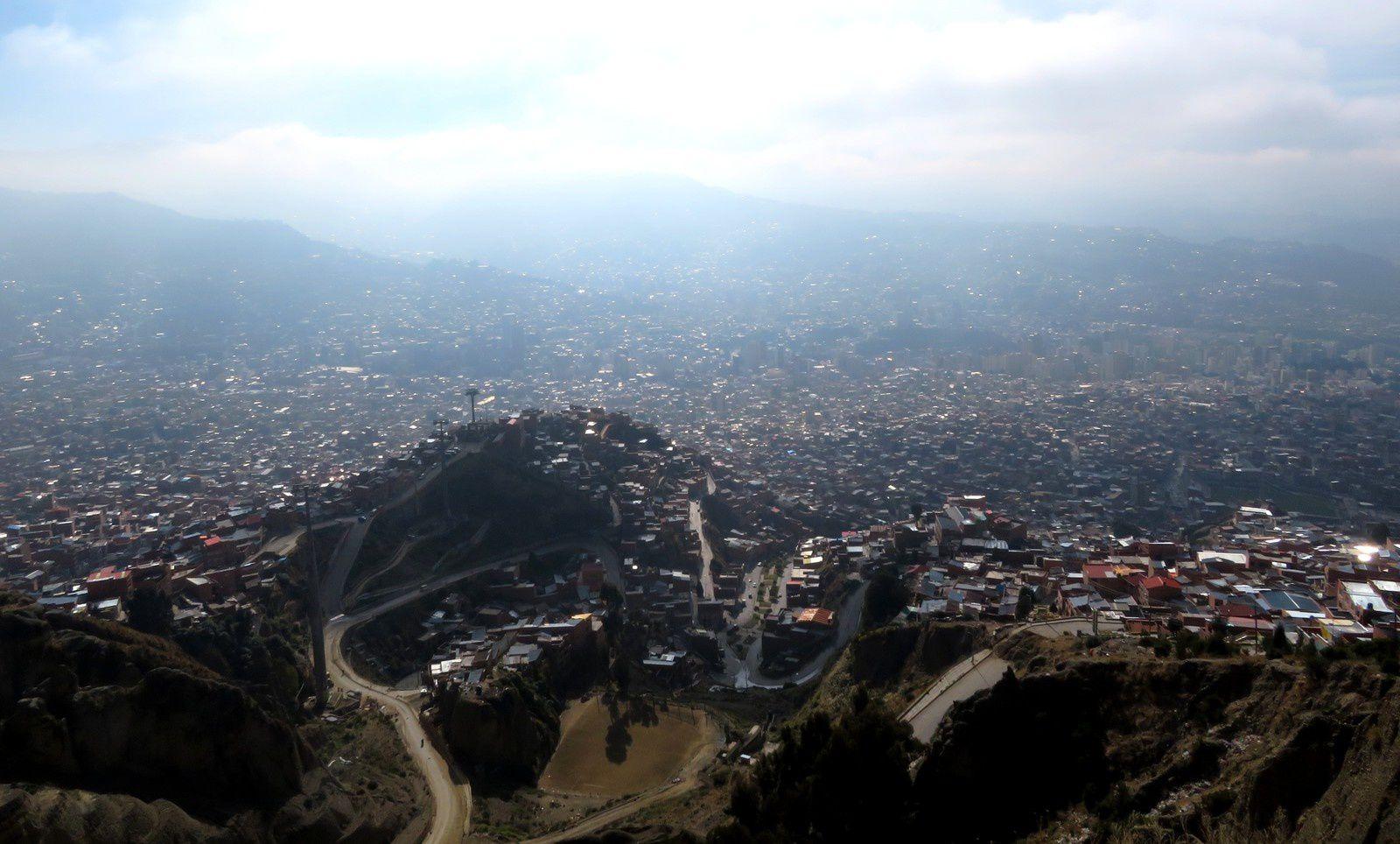 La Paz, et la Bolivie d'Evo Moralès
