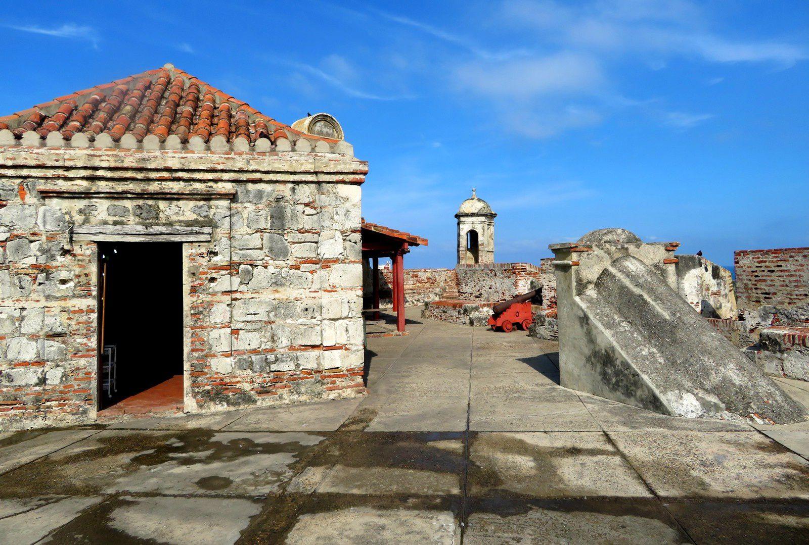 Carthagène la coloniale