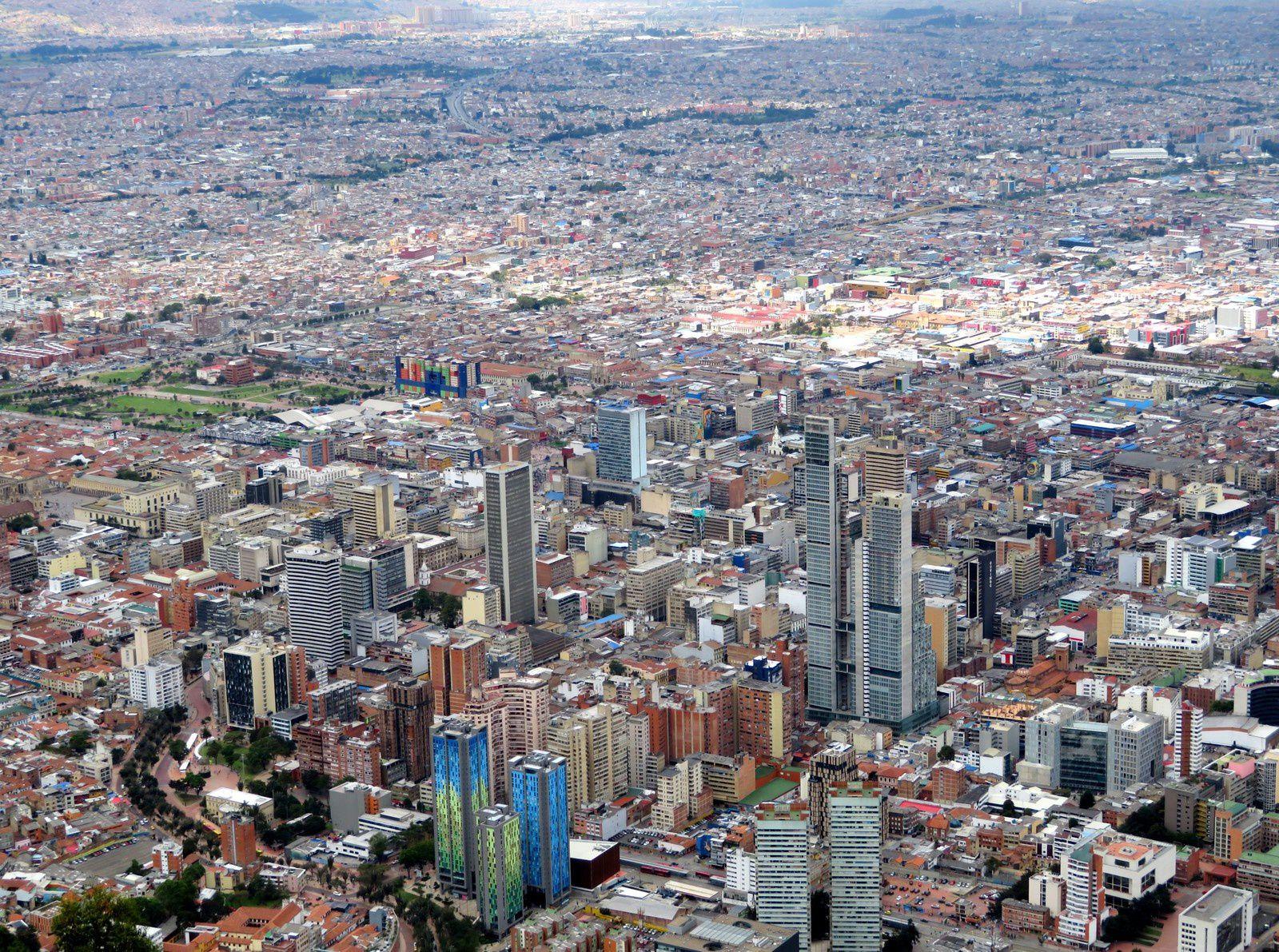 Bogota, la cathédrale de sel souterraine et la fantôme de Bujumbura