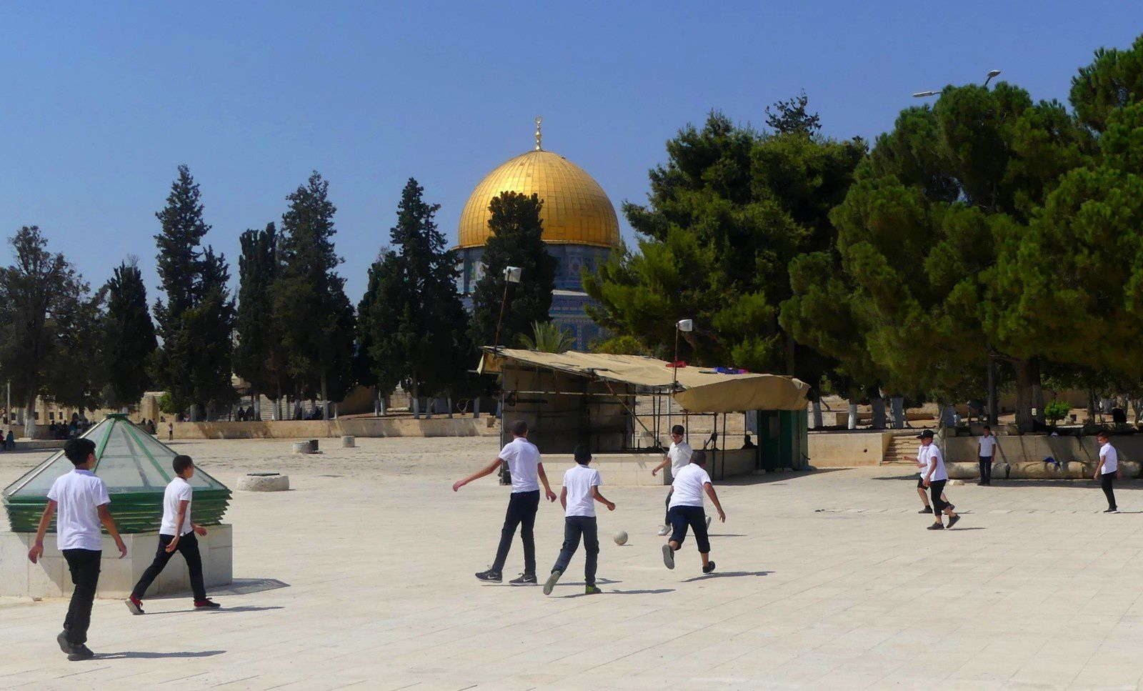 Jérusalem, voyage en terre sainte (et Bethléem !)