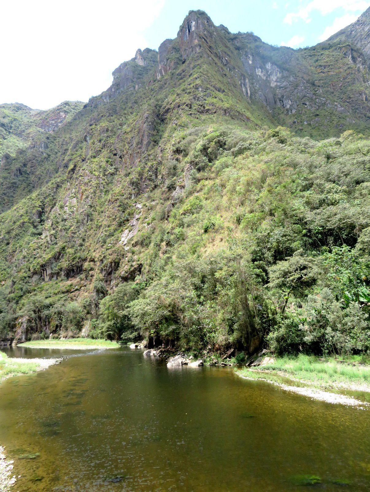 Le Salkantay et le Machu Picchu