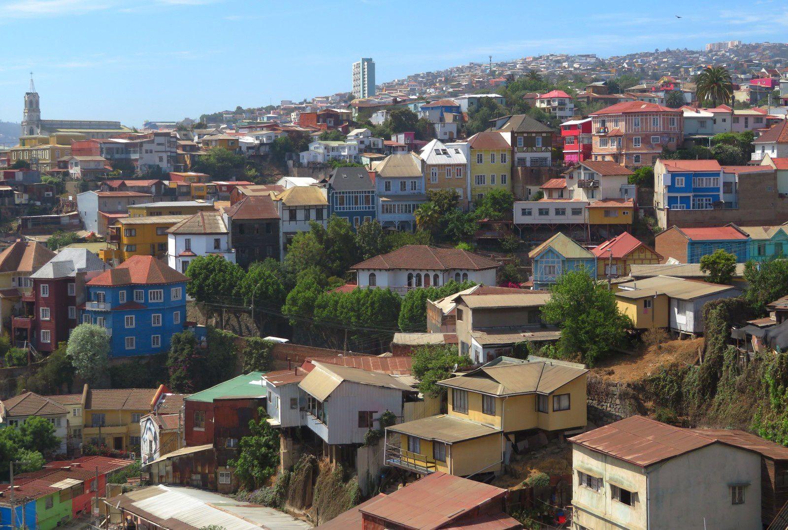 De Chanaral à Valparaiso, le Chili pacifique