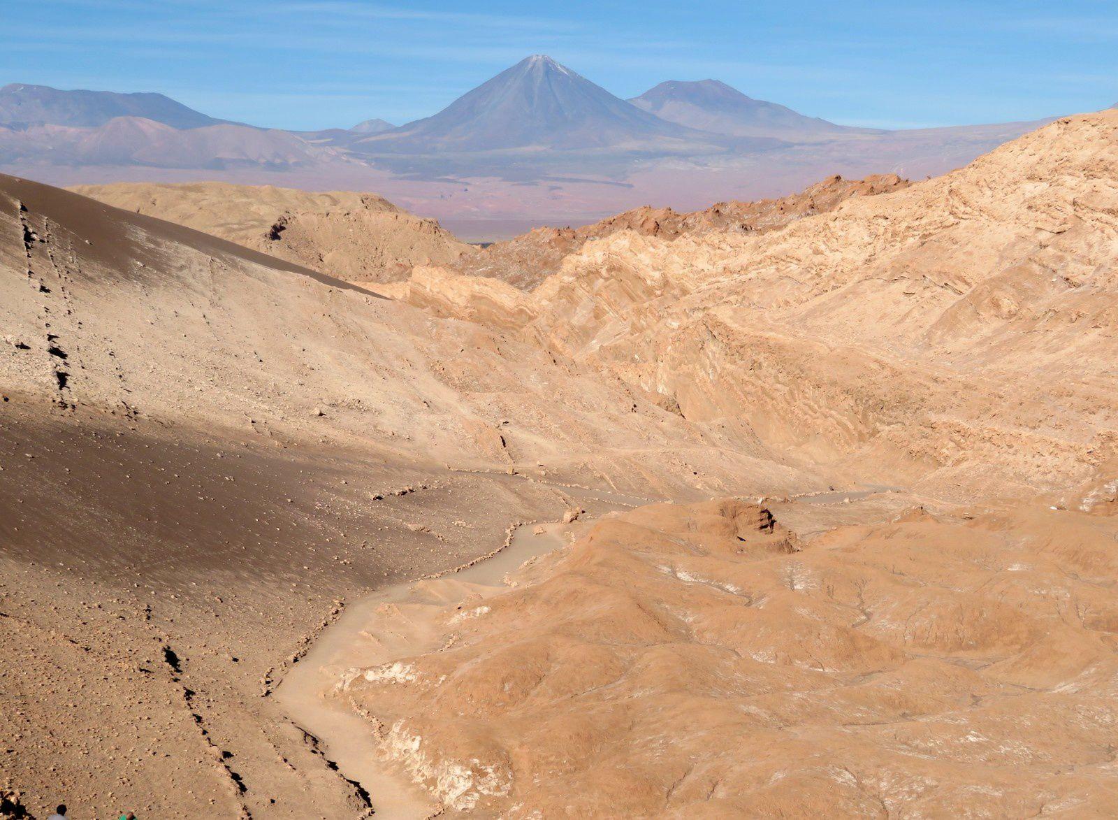 Une merveille : le désert de l´Atacama