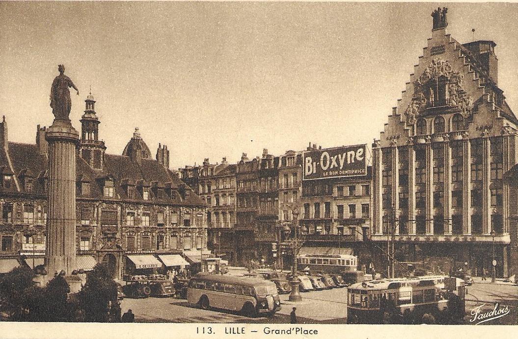 Lille, à l'ancienne