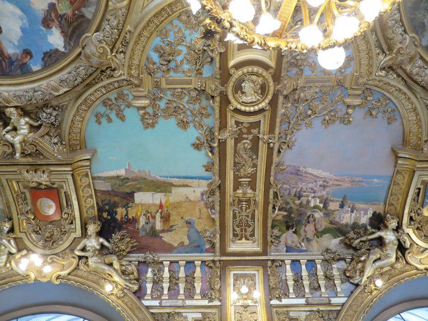 Paysages de Sousse et Alger. Ph. Delahaye.