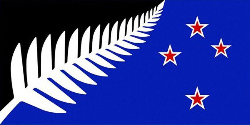 Proposition retenue pour le nouveau drapeau.
