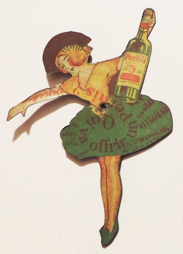 Pernis lancé par Mouchotte Frères en 1920. Coll. Roger.