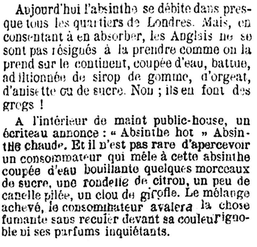 La Gazette de Charleroi, 30 mars 1896.